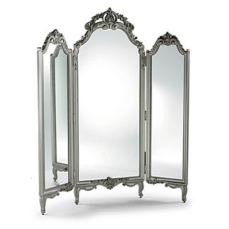 Elle Trifold Floor Mirror