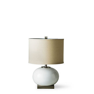 Blair USB Ceramic Table Lamp