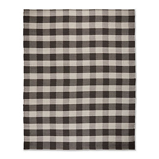 Gingham Indoor/Outdoor Rug