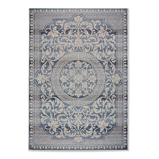 Flora Medallion Indoor/Outdoor Rug