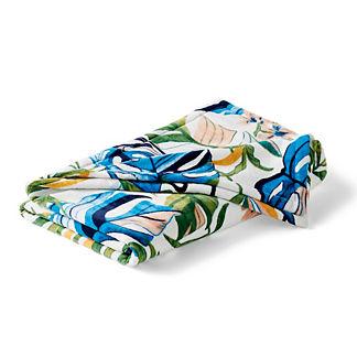 Resort Palm Leaf Beach Towel
