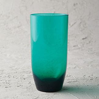 Classic Acrylic Highball Glasses, Set of Six