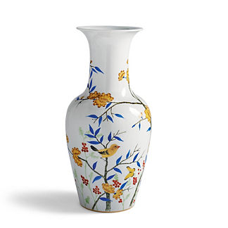 Lydia Ming Baluster Vase