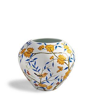 Lydia Ming Rounded Vase