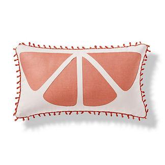 Citrus Slice Outdoor Pillow