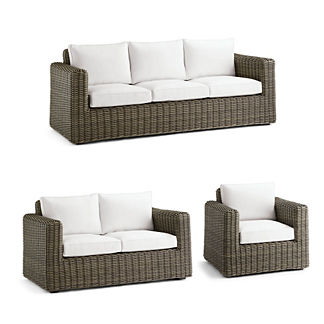 Small Vista 3-pc. Sofa Set