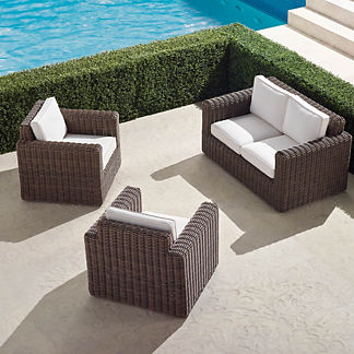Small Vista 3-pc. Loveseat Set