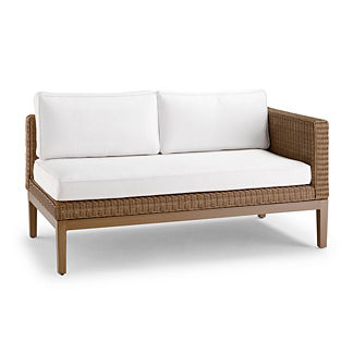 Montebello Right-facing Sofa with Cushions