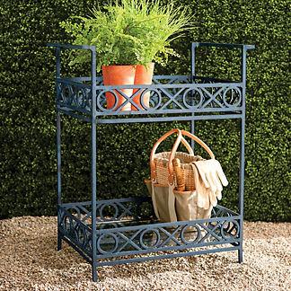 Leonie Rectangular Plant Stand