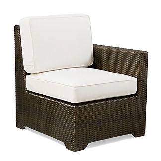 Small Palermo Right-facing Chair Cover