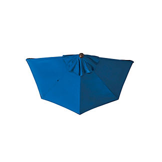 7-1/2' Market Half Umbrella and Base