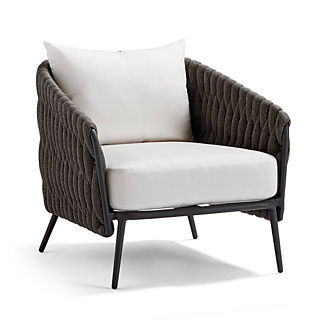 Mona Lounge Chair with Cushions