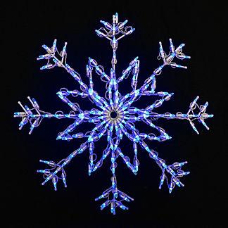 LED Stellar Snowflake