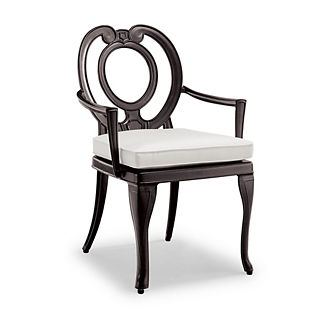 Catalina Dining Arm Chair Replacement Cushion