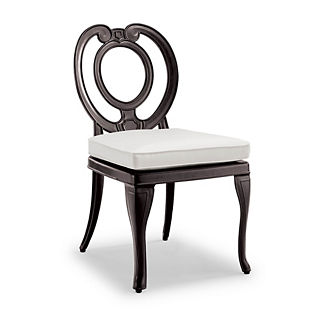 Catalina Dining Side Chair Replacement Cushion, Special Order