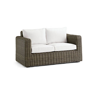 Small Vista Loveseat Replacement Cushions