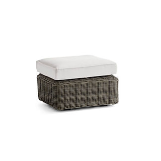 Small Vista Ottoman Replacement Cushions, Special Order