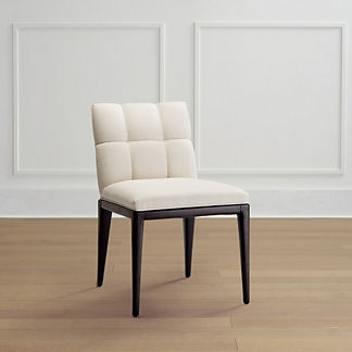 Gramercy Espresso Dining Side Chair, Special Order
