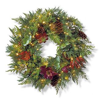 Seasonal Succulent Cordless Outdoor 30