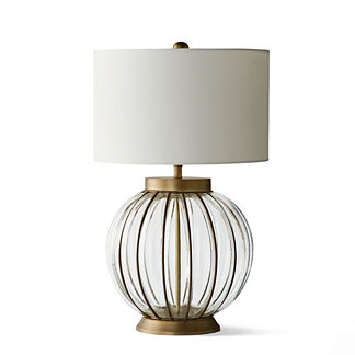 Cassidy Sphere Table Lamp