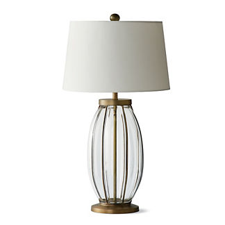 Cassidy Cylindrical Table Lamp