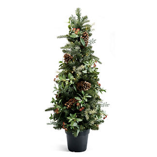 Stonington Cordless Outdoor Tree