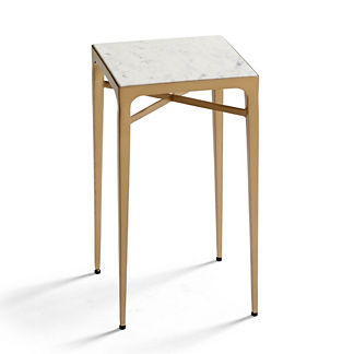 Channing Tapered Leg Side Table