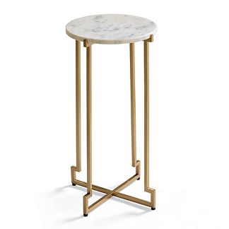 Channing Offset Side Table
