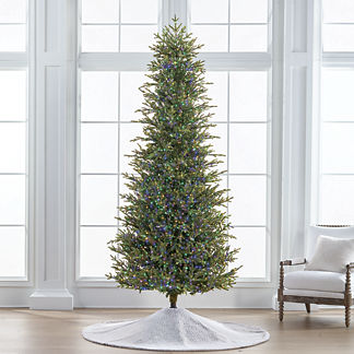 Starry Night Microlight 9' Slim Profile Tree
