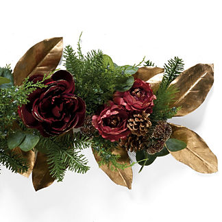 Roman Christmas Indoor 4 ft. Flexible Garland