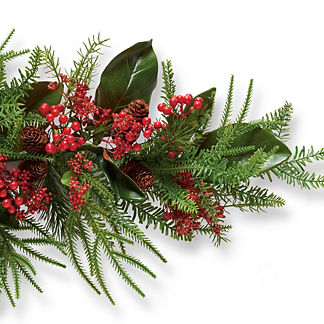 Holiday Glen Indoor 4' Flexible Garland