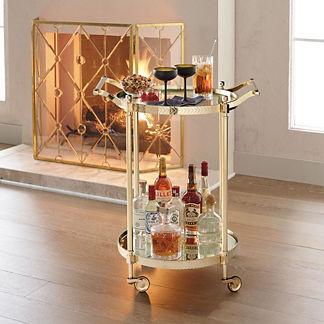 Lido Bar Cart