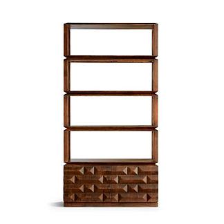 Micah Wide Bookcase