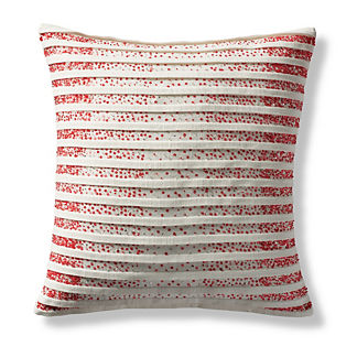 Peppermint Twist Decorative Pillow Cover