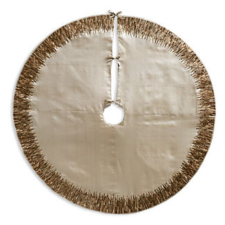Whistler Bliss Sequined Tree Skirt