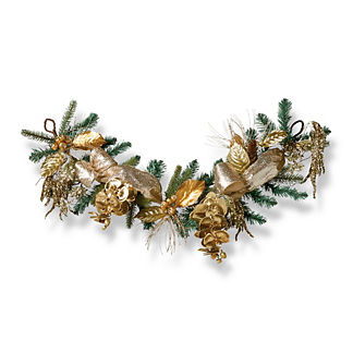 Precious Metals Indoor 4' Flex Garland