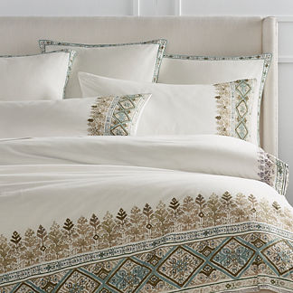 Bodhi Embroidered Duvet Cover