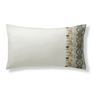 Bodhi Embroidered Pillow Sham