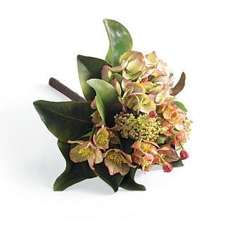 Holiday Hellebore Bouquet by Martyn Lawrence Bullard