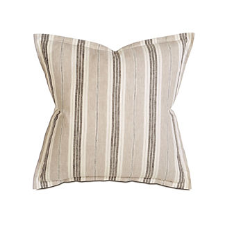 Chatham Striped Euro Sham by Eastern Accents