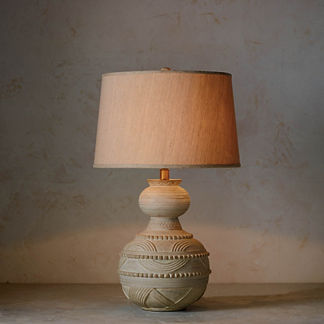 Nalani Double Gourd Table Lamp