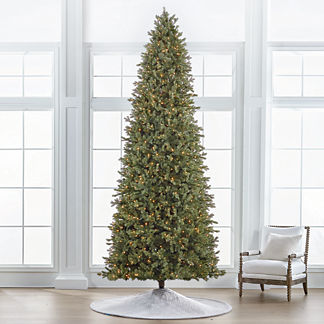 Douglas Fir 12' Slim Profile Tree