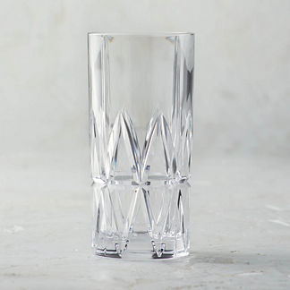 Peak Highball Glasses by Orrefors, Set of Four
