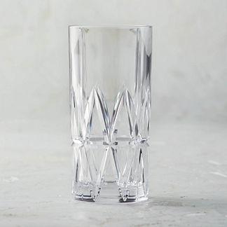 Peak Highball Glasses by Orrefors, Set of Four