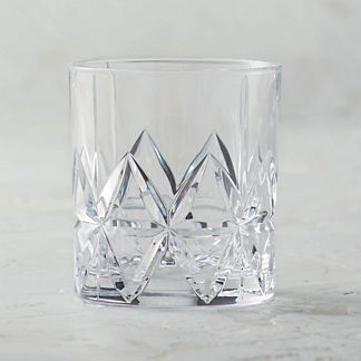 Peak Old Fashioned Glasses by Orrefors, Set of Four