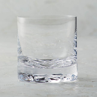Erik Double Old-fashioned Glasses by Orrefors, Set of Four