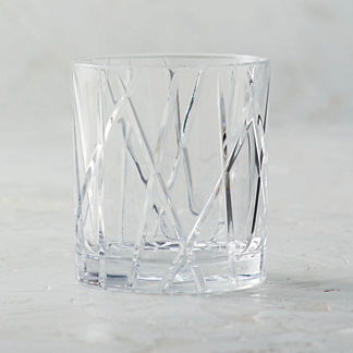 City Old Fashioned Glasses by Orrefors, Set of Four