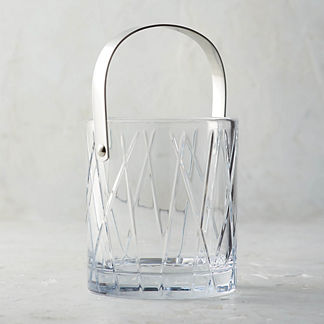City Ice Bucket by Orrefors