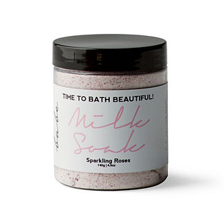 Babe Australia Sparkling Rose Bath Milk