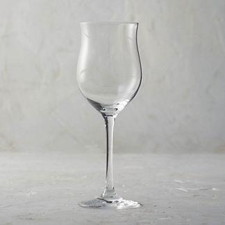 Giulia 11 oz. Rose Glasses, Set of Four